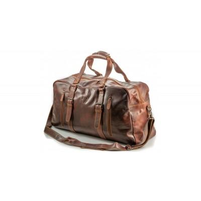 193026 Waxy Milled Leather - Ταξιδιωτικός Σάκος 'Kion'