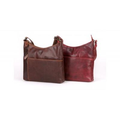 193013 Waxy Milled Leather - Τσάντα Γυναικεία 'Kion'